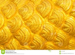 gold buddha ornaments in thai temple stock photo image 31019180