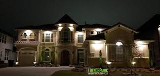 Landscape Lighting Frisco Tx Frisco Electrician Benchmark Electrical Services Licensed