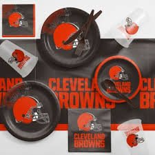 Black And Red Party Decorations Cleveland Browns Party Supplies Target