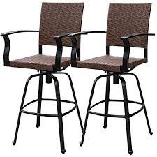 Patio Bar Chairs Outdoor Patio Bars