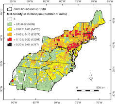 What Are Flood Plains Natural Streams And The Legacy Of Water Powered Mills Science