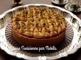cuisine tunisienne par nabila cheesecake baklawa yo9tel bel benna la cuisine de nabila