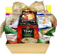 vegan and gluten free gift baskets by the royal basket company