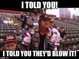 Major League Movie Meme - mlb randy quaid meme generator imgflip