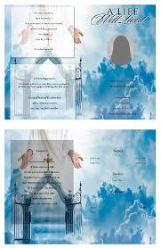 create funeral programs memorandum funeral program template program template funeral
