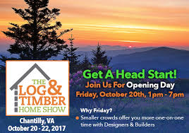 home and design show dulles expo chantilly va 2017 the log and timber home show