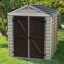 palram skylight storage shed hayneedle
