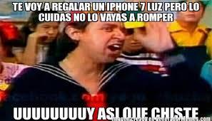 Memes De Iphone - iphone 7 lanzamiento del tel礬fono de apple genera divertidos