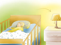 How To Make An Uncomfortable Mattress Comfortable 4 Ways To Get A Baby To Sleep In A Crib Wikihow