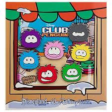 club penguin gift card booster pin set club penguin puffles