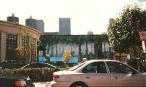 rainforest cafe exterior mural by paul barker googleplex murals rainforest cafe exterior mural by paul barker