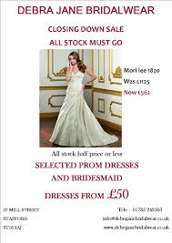 debra jane bridal wear wedding dresses staffordshire wedding