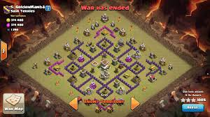 Coc Maps Th8 Dozers Coc War Clan