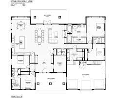augusta model floor plan ranch iron key homes
