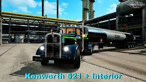 Kenworth K100 Interior Kenworth K100 Interior V1 0 By Cyrusthevirus V1 28 X For Ats