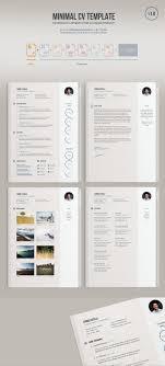 curriculum vitae minimalist design packaging area layout 100 free resume templates psd word utemplates