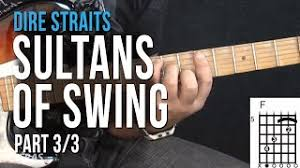 the sultan of swing sultans of swing dire straits tablature tab guitar tv cifras