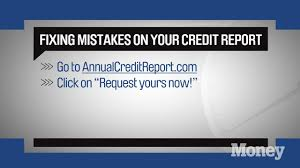credit bureaus announce changes in the way they handle errors