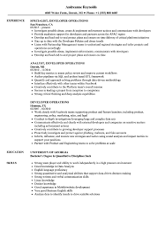 resume template download docker developer operations resume sles velvet jobs
