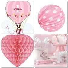 Birthday Decorations For Girls 131 Best Baby Girls 1st Birthday Images On Pinterest First