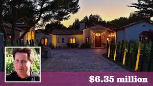 Ranch House Ojai by Rashida Jones Buys 40 Acre Mountain Spread In Ojai La Times