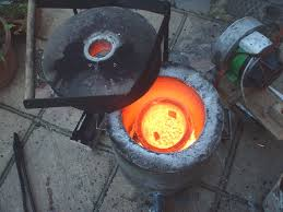 earlier furnaces the artful bodger u0027s home foundry
