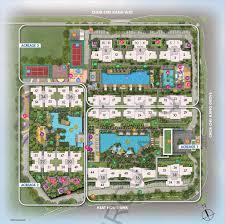 Bugis Junction Floor Plan by Sol Acres Singapore Condo For Sale