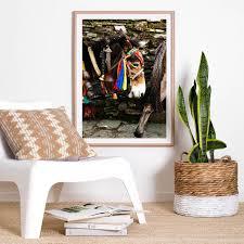 rustic art print nepal photographic print framed artwork 27 02 rustic art print nepal photographic print framed artwork