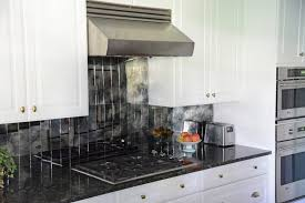 cheap kitchen backsplash ideas pictures white kitchen cabinets with black granite countertops images