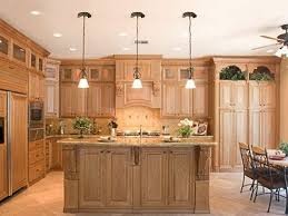 Cherry Kitchen Cabinet Doors Sofa Impressive Cherry Kitchen Cabinets Glass Cabinet