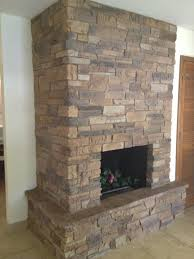 stone veneer for fireplace shoreblend river rock stone veneer