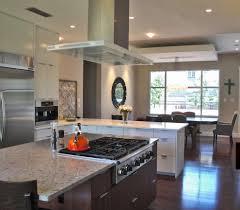 kitchen island stove kitchen island exhaust fan interior design
