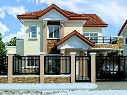 house design interesting house design 33 beautiful 2 storey house photos home