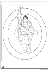 superman coloring pages printable 26 magic color book
