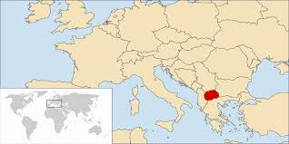 Greece Map Blank by Macedonia Map Blank Political Macedonia Map With Cities