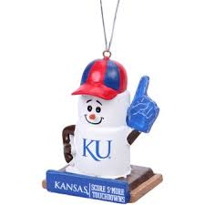 ku decorations kansas jayhawks decor ornaments