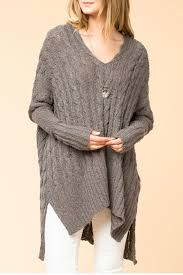knit oversized sweater hyfve oversized cable knit sweater from branford by polished