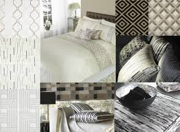 Art Deco Bedroom by Art Deco Fabrics