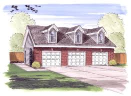 house with 3 car garage 3 car garage with 3 dormers 62472dj architectural designs