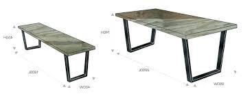standard height of light over dining room table standard dining room table height torsten me