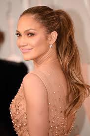j lo ponytail hairstyles ponytail hairstyles we love