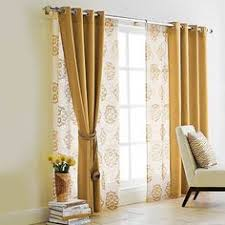 Grommet Draperies Double Curtain Rod W Grommet Curtains And Sheers Living Room