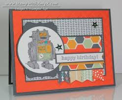 26 best stampin up set boys will be boys images on pinterest