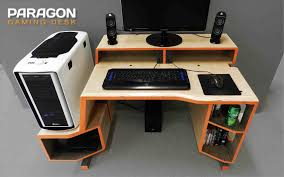 Gaming Desk Cheap Cool Gaming Desks A Standing Desk Pc Gamer Then Year Along With