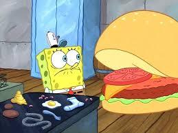 Spongebob Krabby Patty Meme - image 686659 spongebob squarepants know your meme