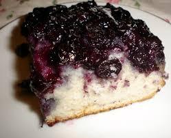 blueberry upside down cake recipe baking genius kitchen
