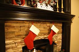agreeable dark wooden fireplace frame decor and charming natural