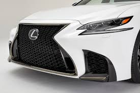 lexus sport 2017 black this is the 2018 lexus ls 500 f sport the drive
