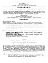 Hr Analyst Resume Sample by Sql Server Developer Resume Sample Free Resumes Tips