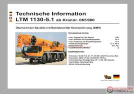 liebherr machine u0026 crane full shop manual dvd free auto repair